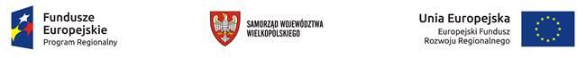 Fundusze Europejskie Program Regionalny | Samorząd Województwa Wielkopolskiego | Unia Europejska