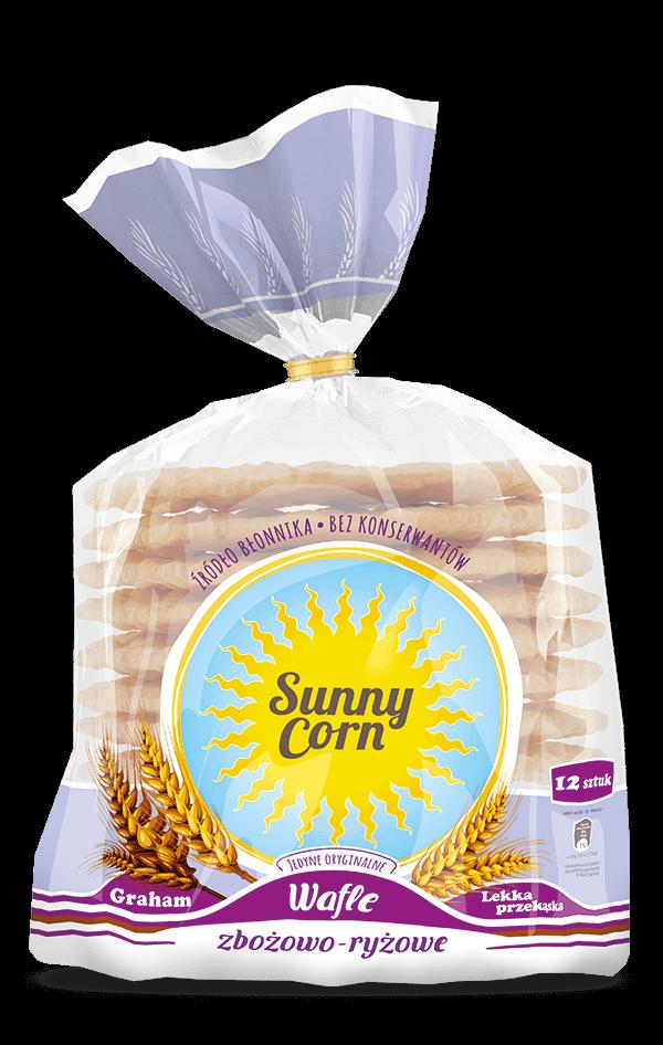 Sunny Corn Graham