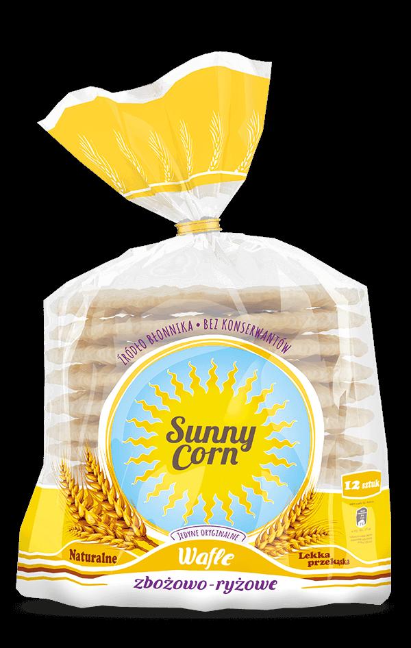 Sunny Corn Naturalne