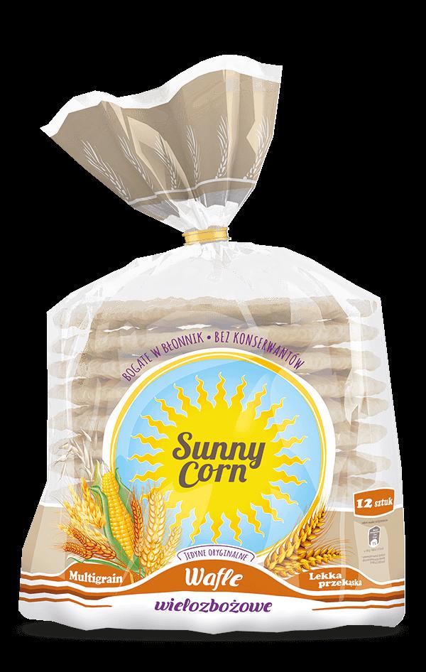 Sunny Corn Wielozbożowe