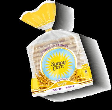 Sunny Corn Natürlich